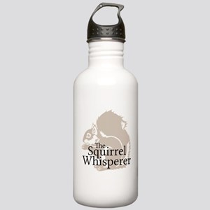 The Squirrel Whisperer Water Bottle